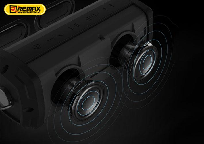 Loa Bluetooth chống nước Remax RB-M12 9